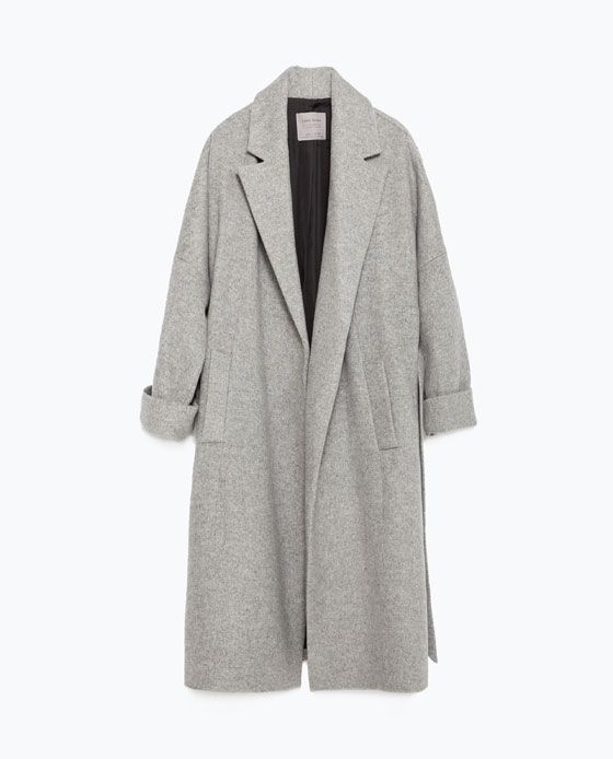16a57ac9 Image 8 of WOOL COAT from Zara ( everyone needs a good wool coat ...