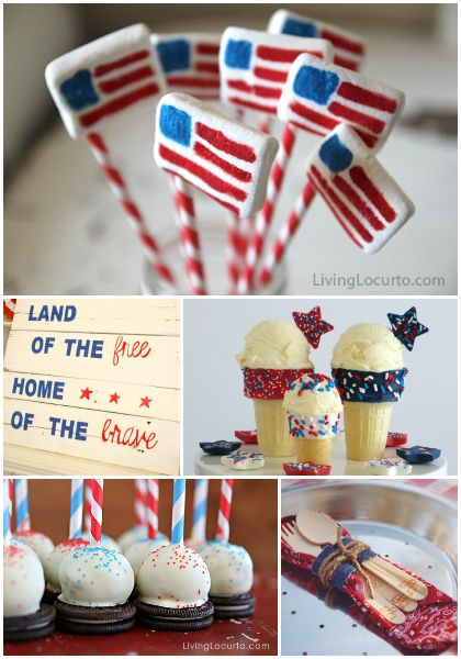 15 Fun 4th Of July Ideas Last Minute Easy Recipes Free Printables