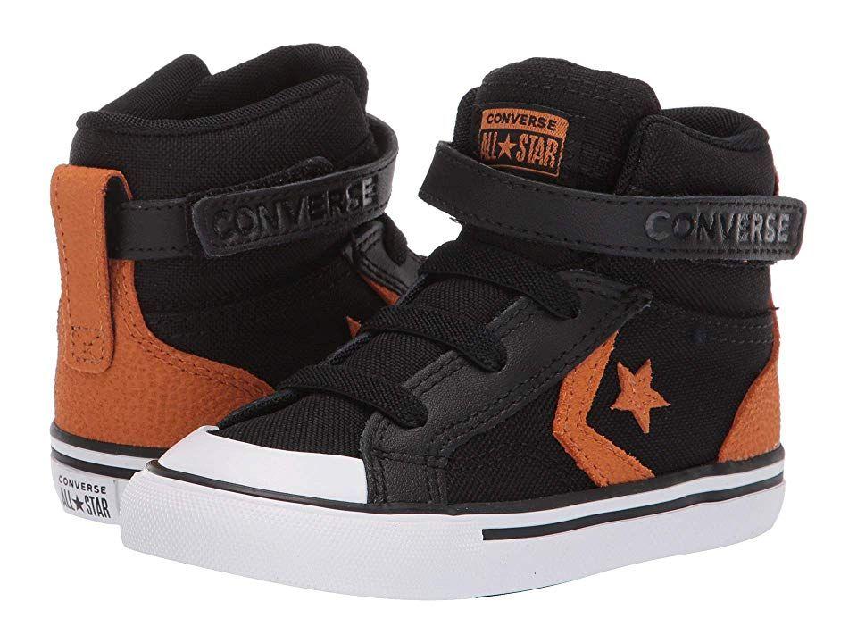 Converse Kids Pro Blaze Strap Back Court Leather Hi