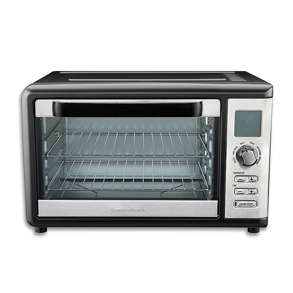Hamilton Beach Countertop Stainless Steel Convection Oven In 2020