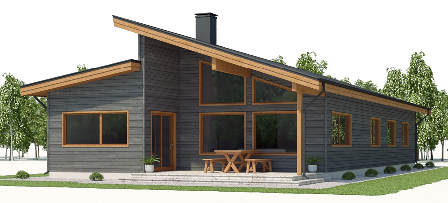 Home Plan CH494 | Barn house plans, New house plans ...