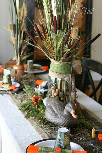 Thanksgiving Duck Dynasty Style Kurt Birthday