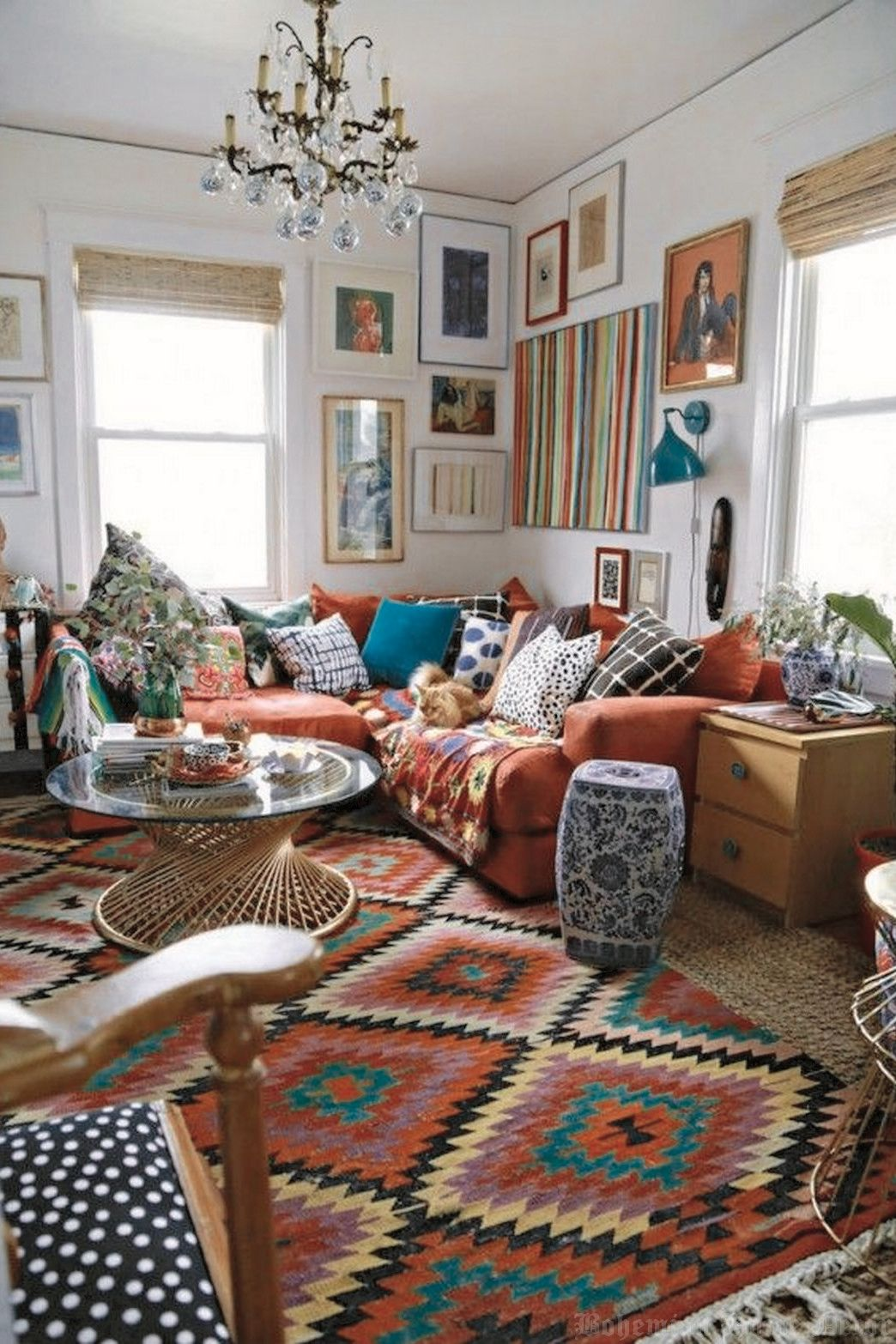 What Makes Bohemian Home Decor That Different Oct 2020