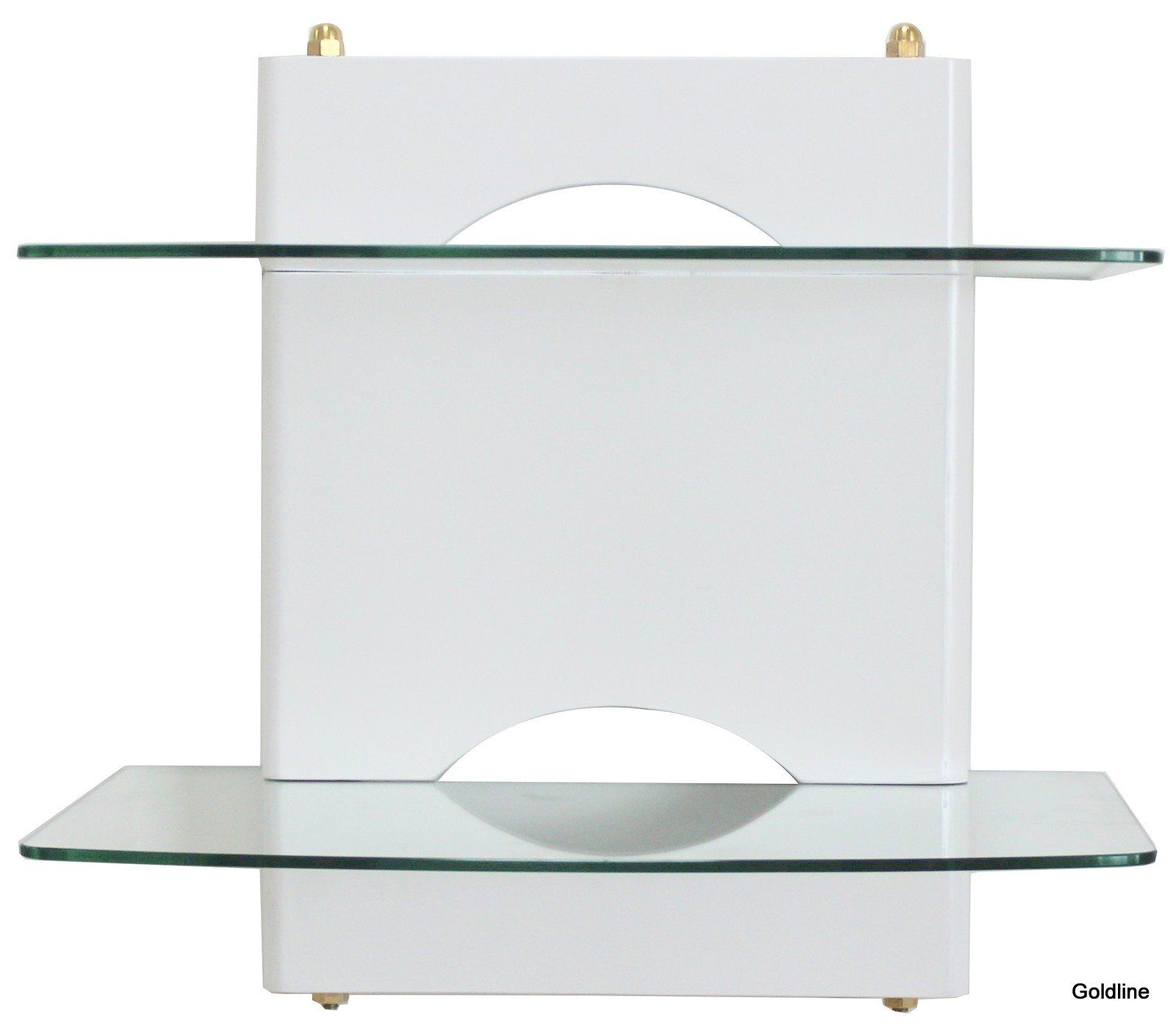 Fine 2 X Clear Floating Shelves With Strengthened Tempered Clear Download Free Architecture Designs Embacsunscenecom