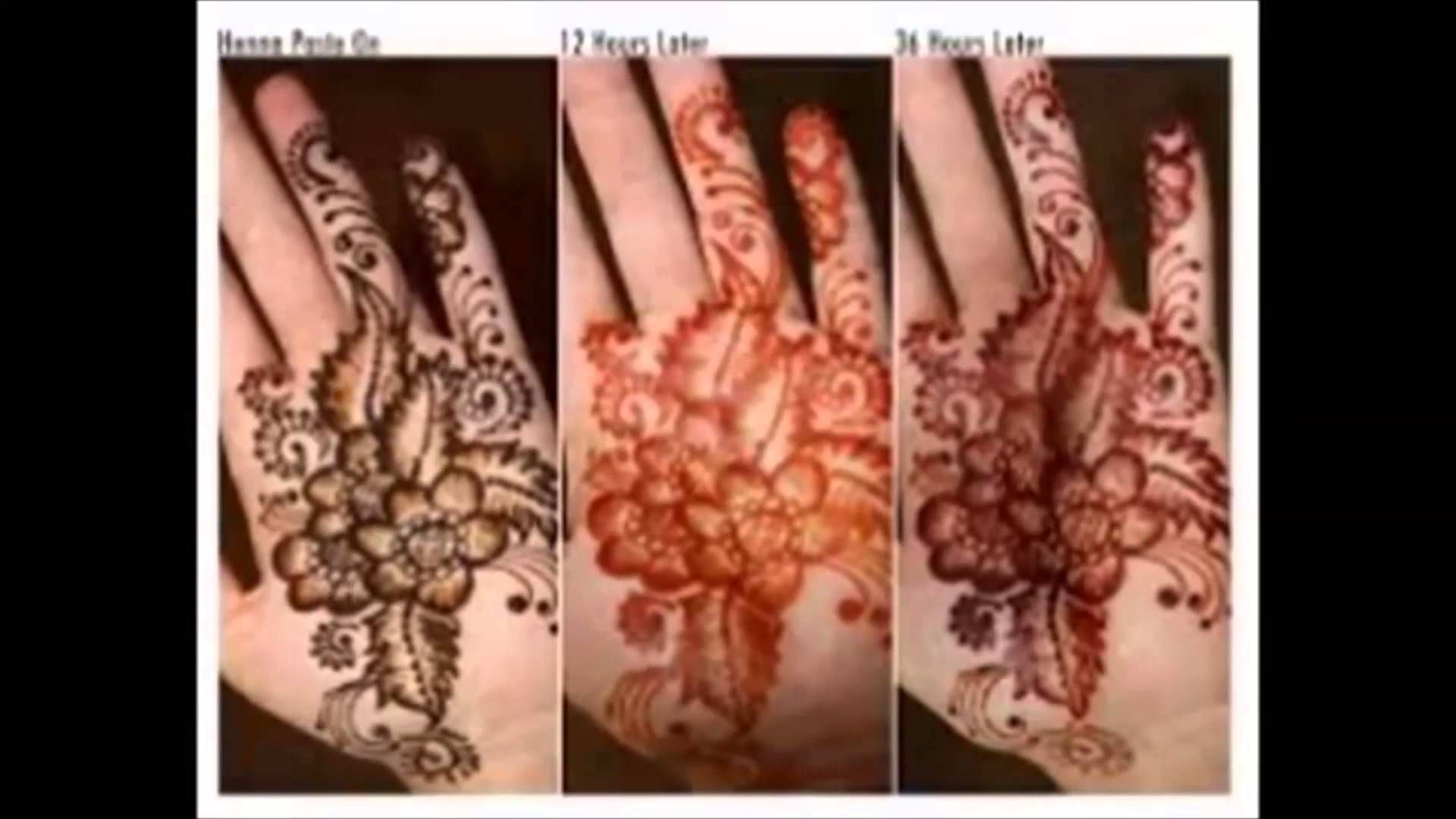 Pin by arch haven on arch havens video henna tattoo