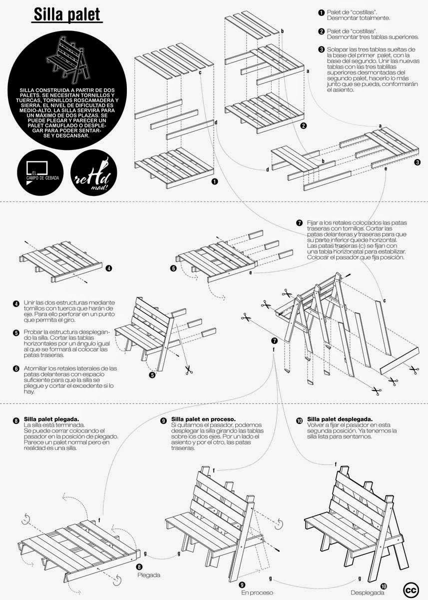 Muebles Con Palets 10 Ideas Y Como Construir Algunos Diy Bioguia Muebles Hechos Con Palets Muebles Con Palets Palets