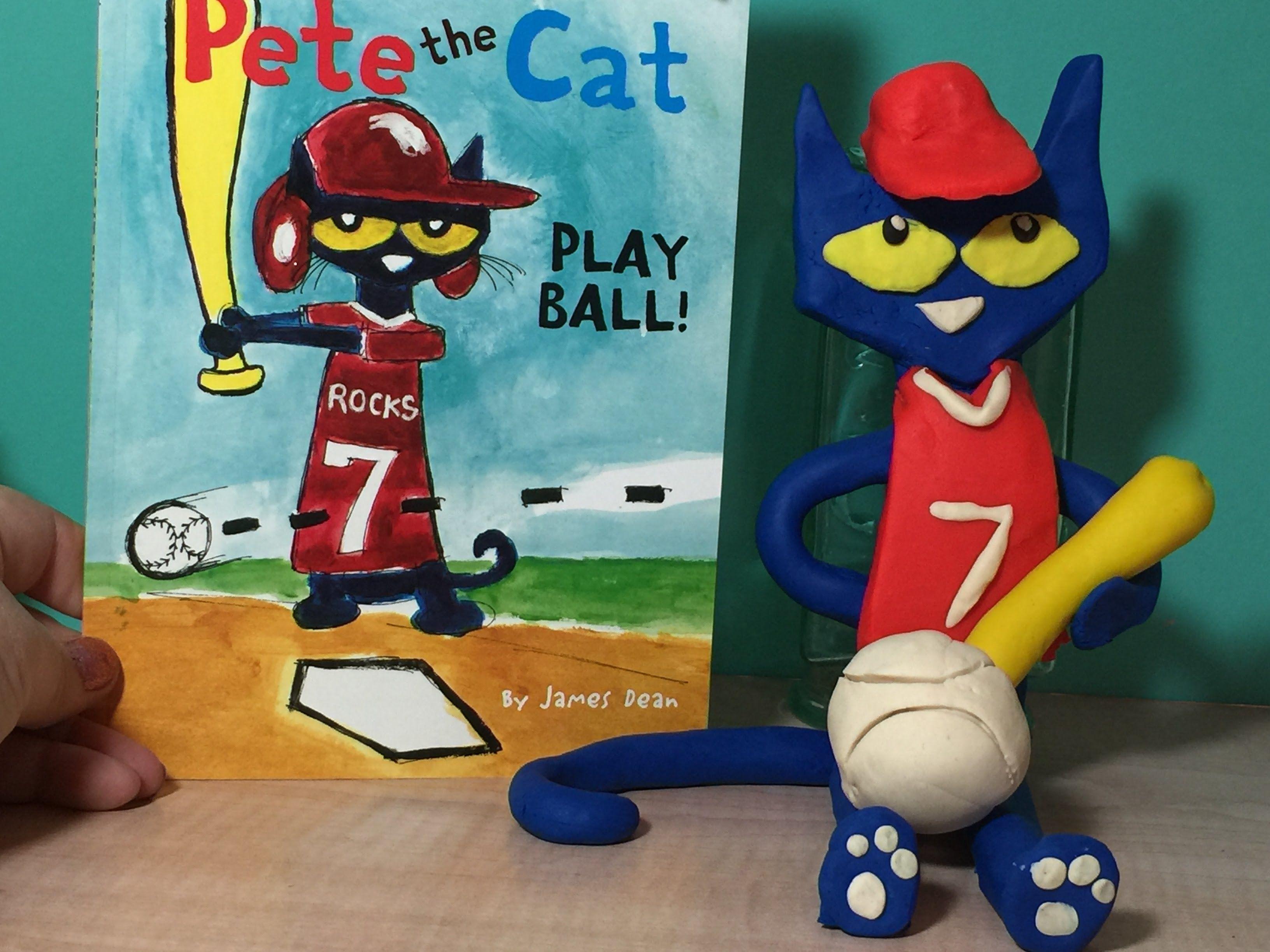 Pete The Cat Play Ball Written By James Dean Granny B Reads To You Pete The Cat Play Ball James Dean
