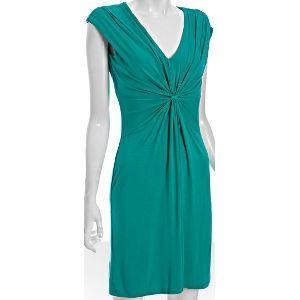 Calvin Klein Green Bridesmaid Dresses