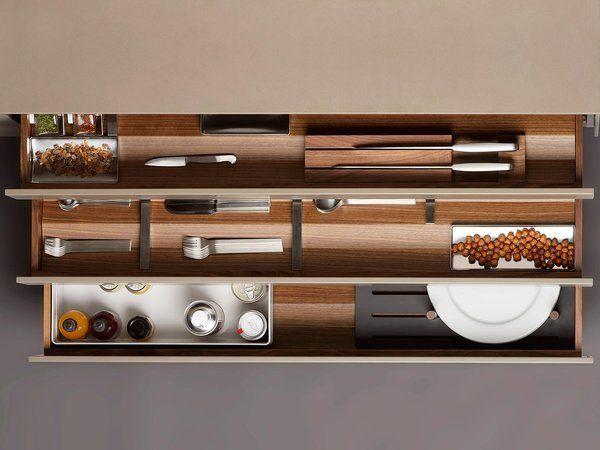 Cocinas de dise o y electrodom sticos con estilo dise o - Utensilios de cocina de diseno ...