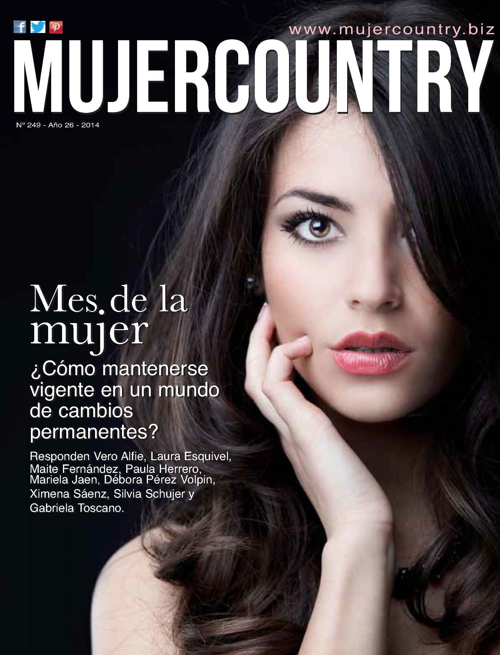 Mujer Country Nº 249 - Marzo 2014
