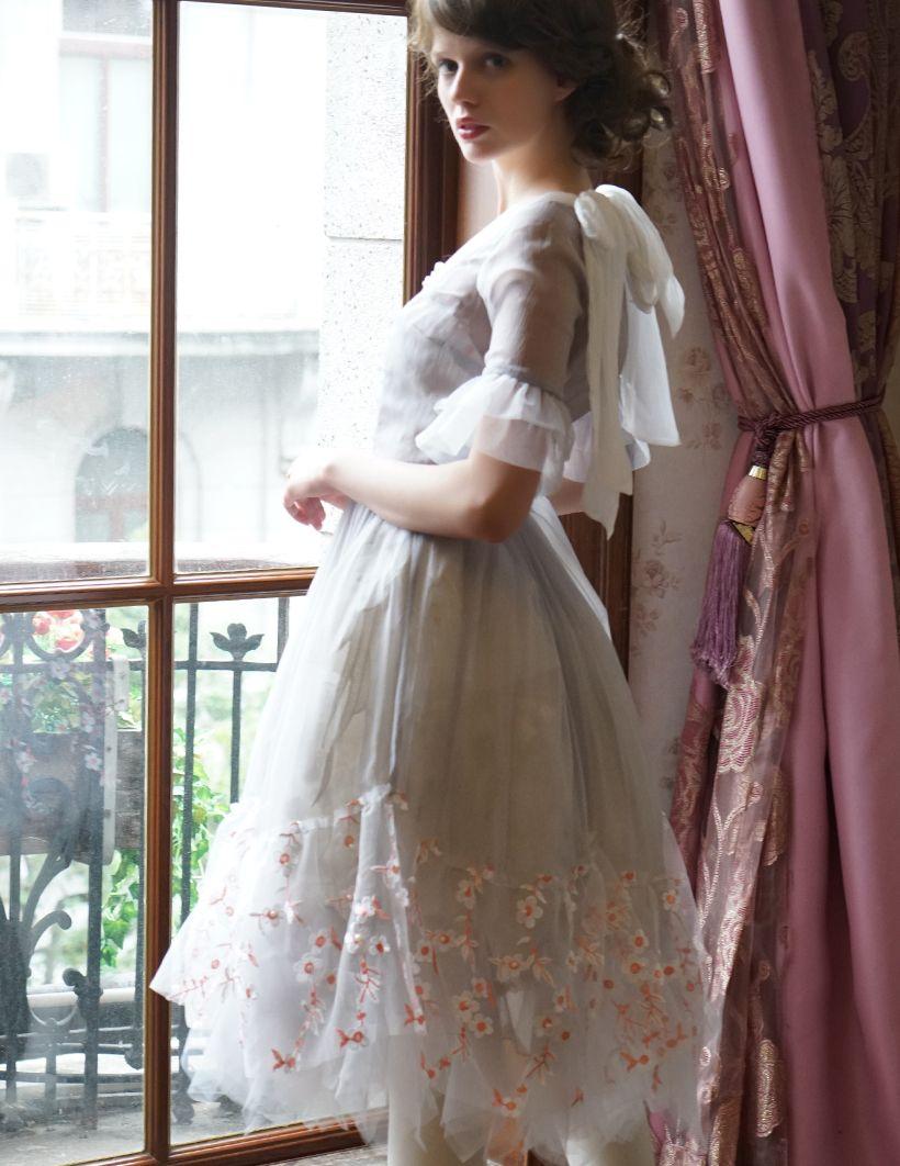 Last chance lolita fairy ball dress casual dress long dress romper