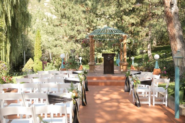 Glamorous 1920s Inspired Wedding At La Caille