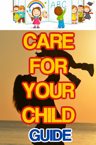 Care for Your Child Guide- screenshot