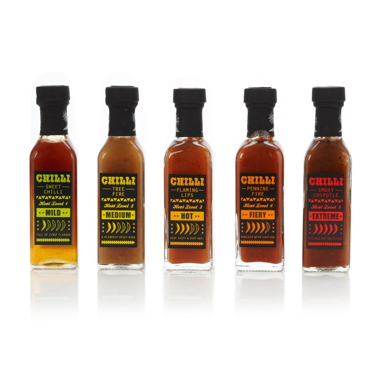 Spice up your Christmas with this collection of chilli sauce ...