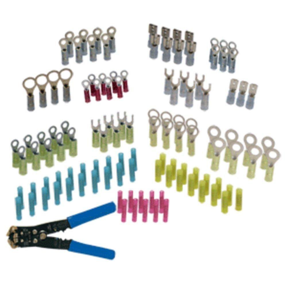 Ancor 121 Piece Premium Connector Kit w-Crimp Tool