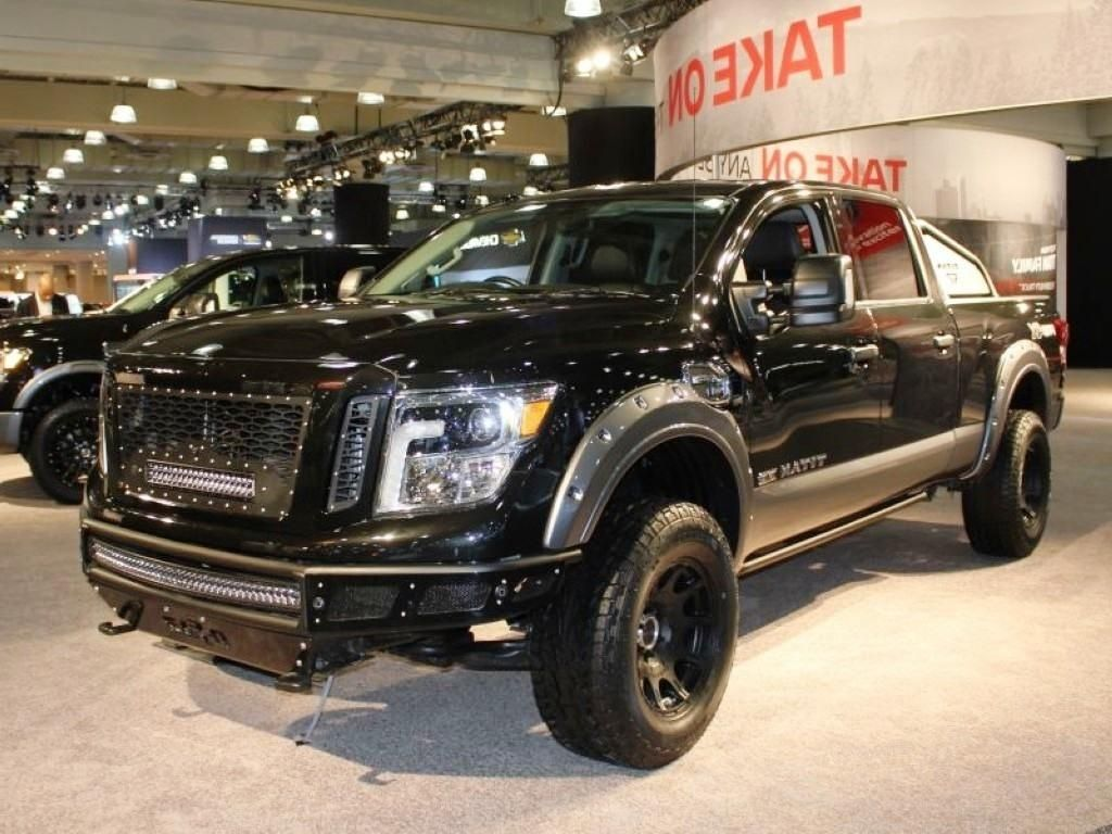 Nissan titan diesel release date