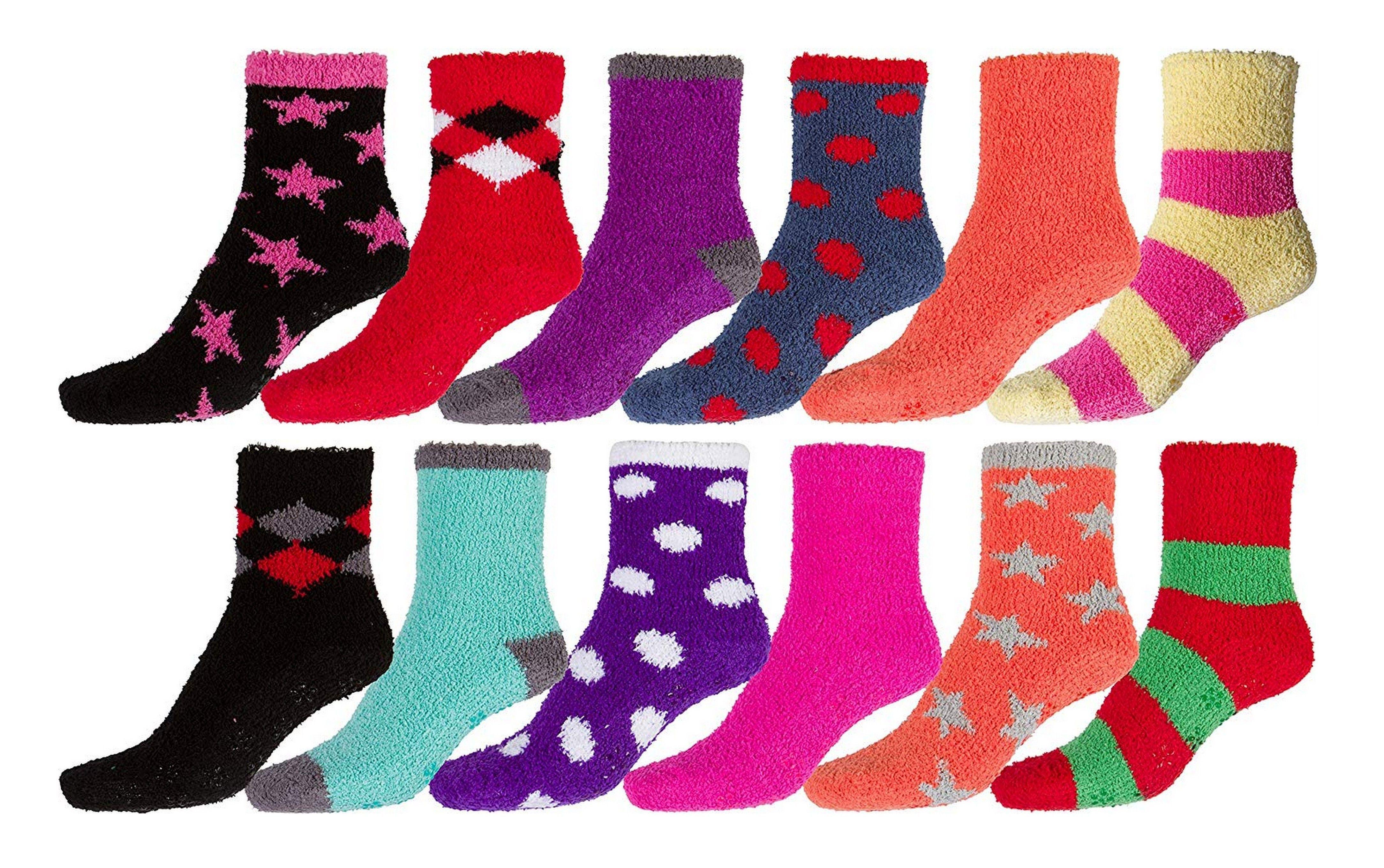 Women Christmas Pattern Moose Compressed Socks Non-slip Fashion Ankle Socks