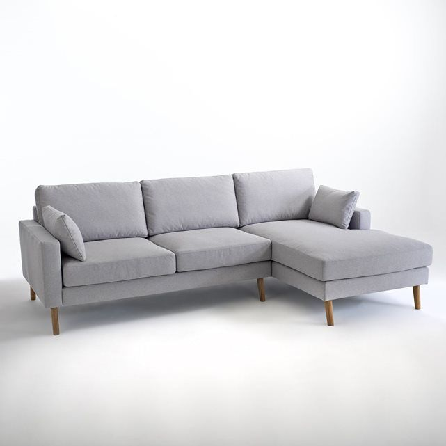canap d 39 angle fixe stockholm polyester confort e. Black Bedroom Furniture Sets. Home Design Ideas