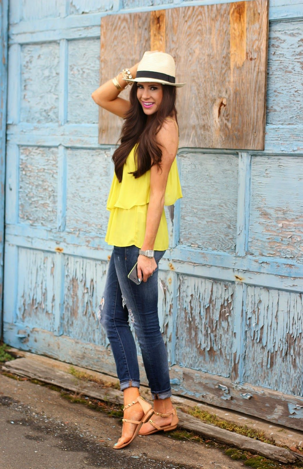 Www.TheSweetestThingBlog.com, Emily Gemma, How To Wear A