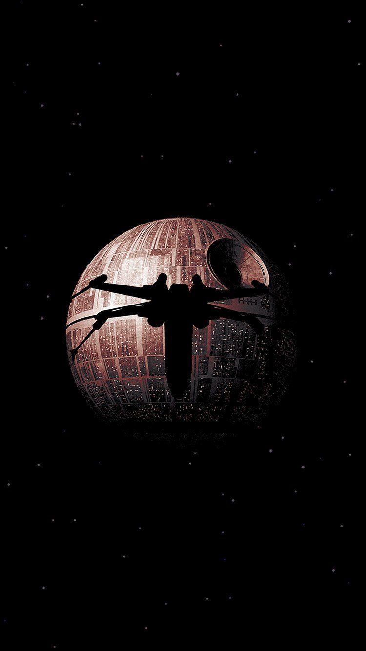 Rogue One Dark Space Starwars Poster Illustration Art Wallpaper Hd
