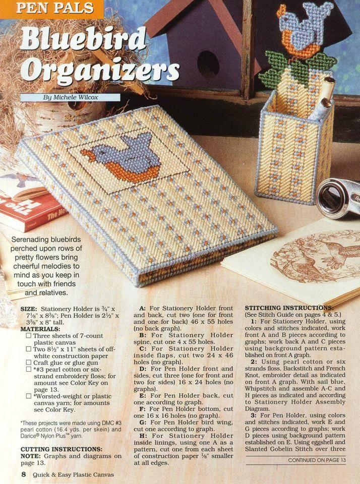 Bluebird Organizers 1