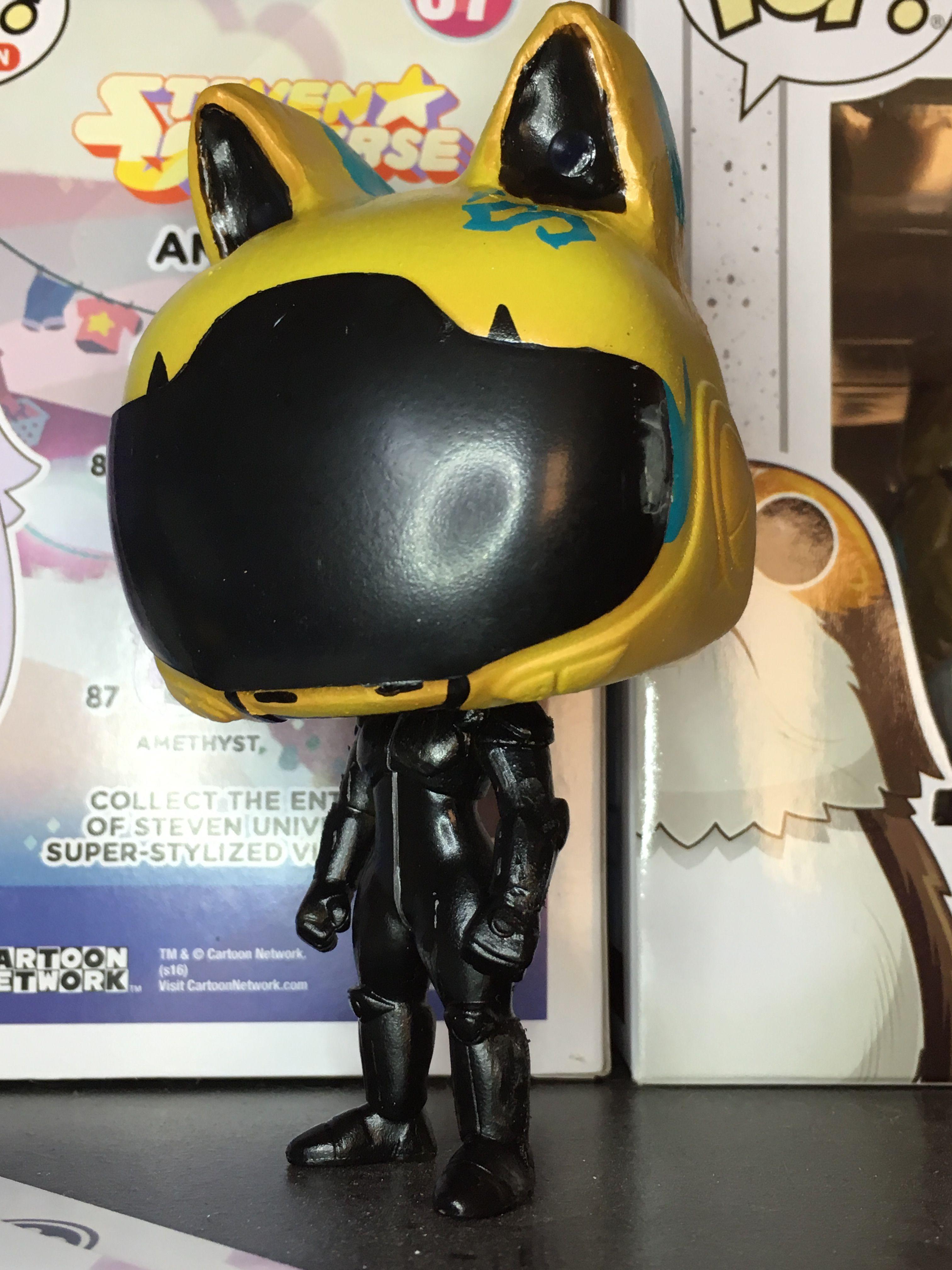 Celty Anime Funko Pop Figure Custom funko, Pop figures