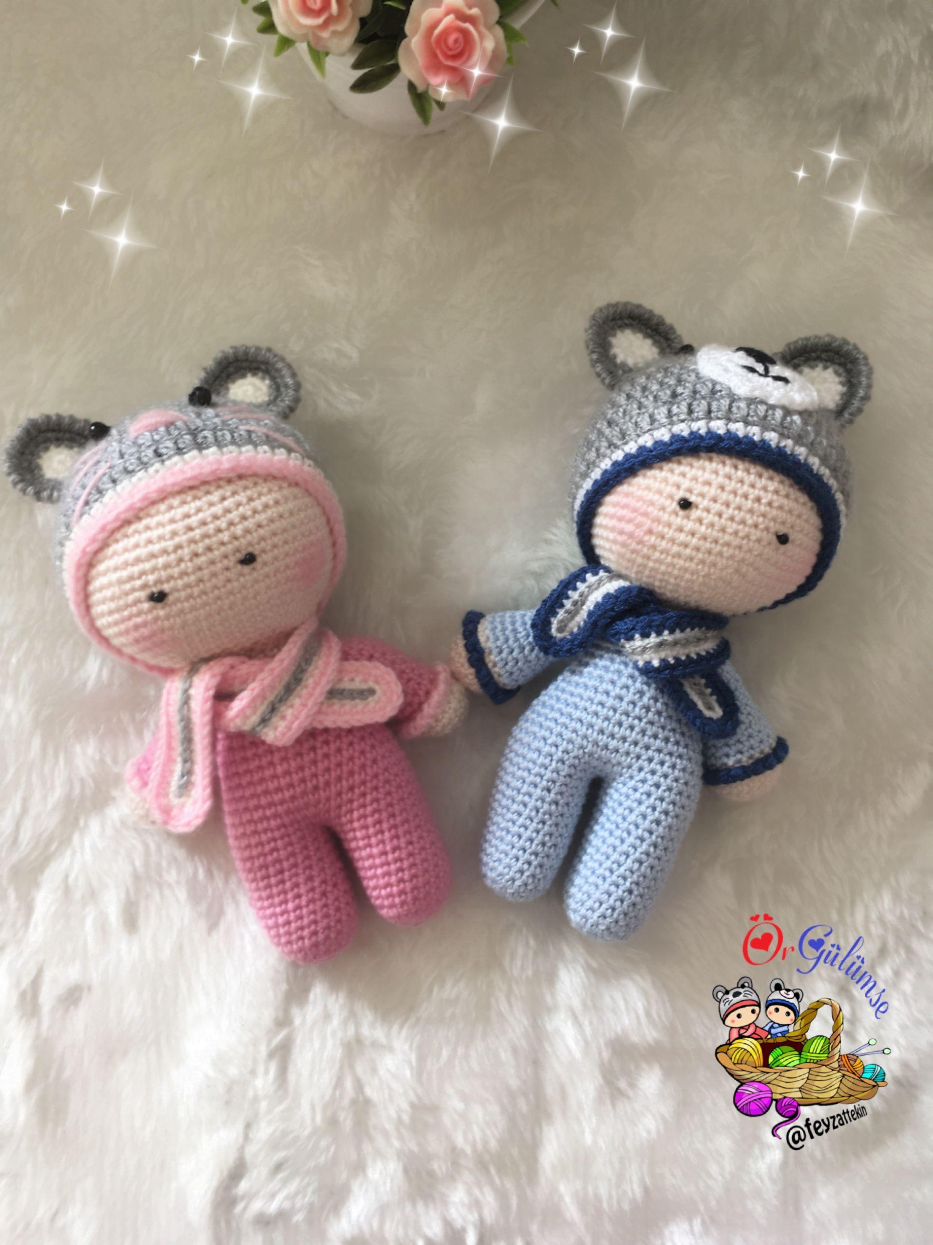 Amigurumi bebek | amigurumi | Pinterest | Patrones amigurumi ...
