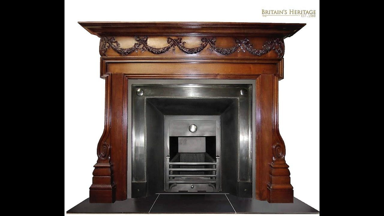 Britain S Heritage Aai712 Regency Polished Fireplace Antique Insert Regencyfireplaces Antiquefireplaces Ge In 2020 Georgian Fireplaces Fireplace Antique