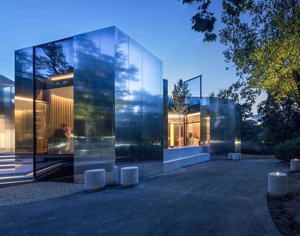 Steirereck Amag Austria Metall Ag Architecture Gorgeous