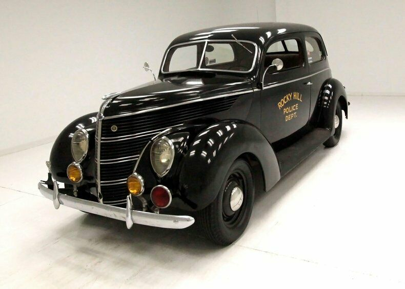 1938 Ford Standard Tudor Sedan Historically Accurate/Ready