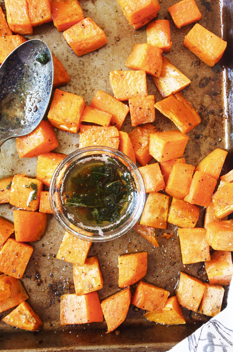 They're the OG gluten-free side dish. | 31 Reasons Potatoes Are The Best Thing At Thanksgiving