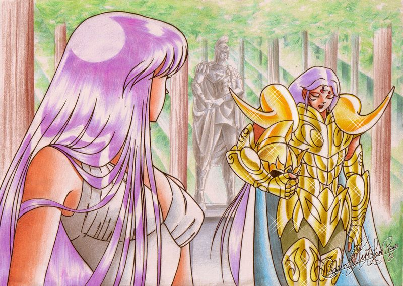 Athena & Mu 4 by Carlos-Lam-Reyes