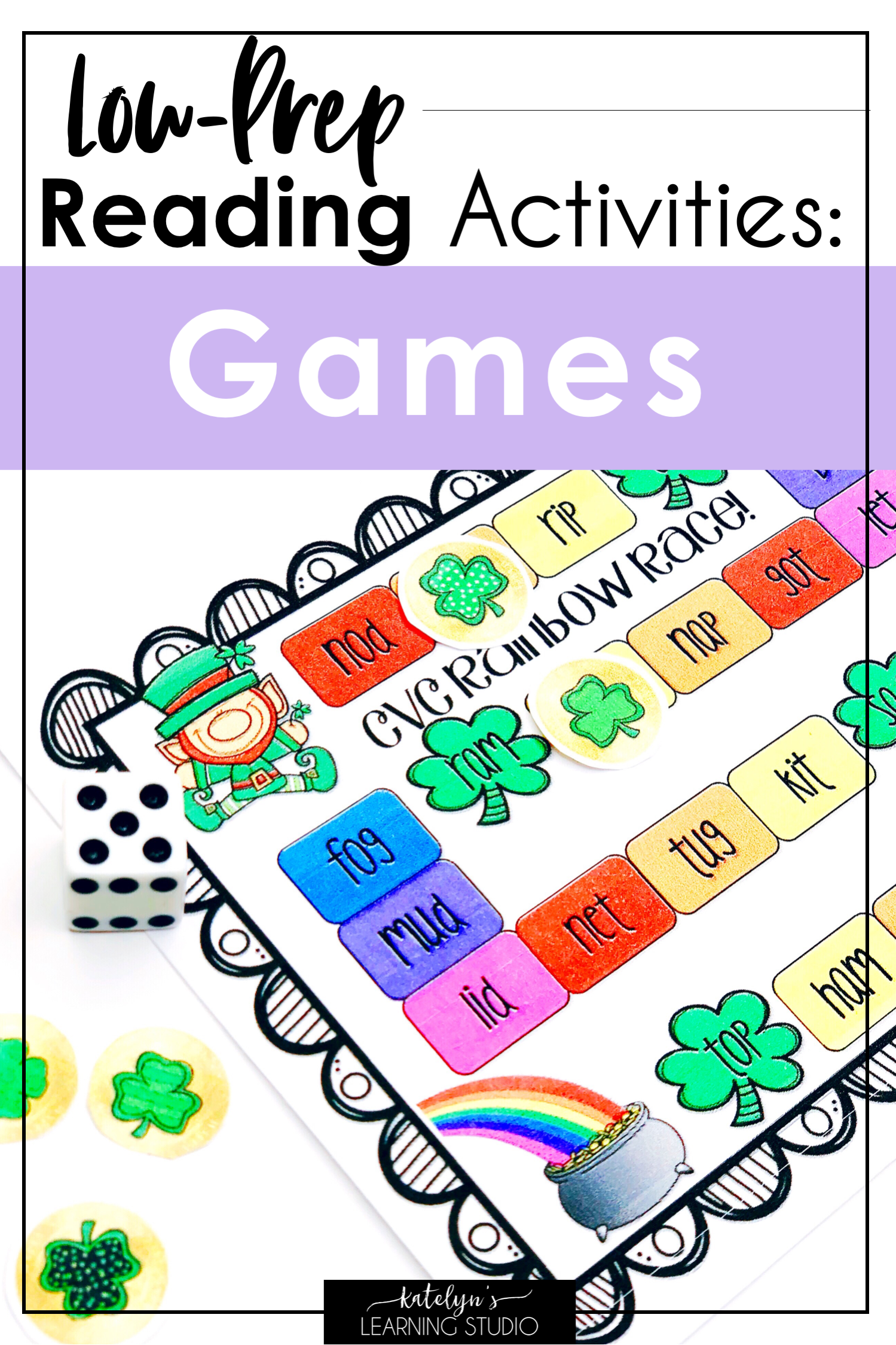 Fun Reading Games in 2020   Fun reading activities ...