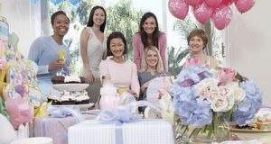 A Baby Shower To Remember