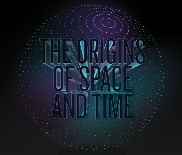 Theoretical physics: The origins of space and time Many researchers believe that physics will not be complete until it can explain not just the behavior of space and time, but where these entities come from. By: Zeeya Merali via Nature