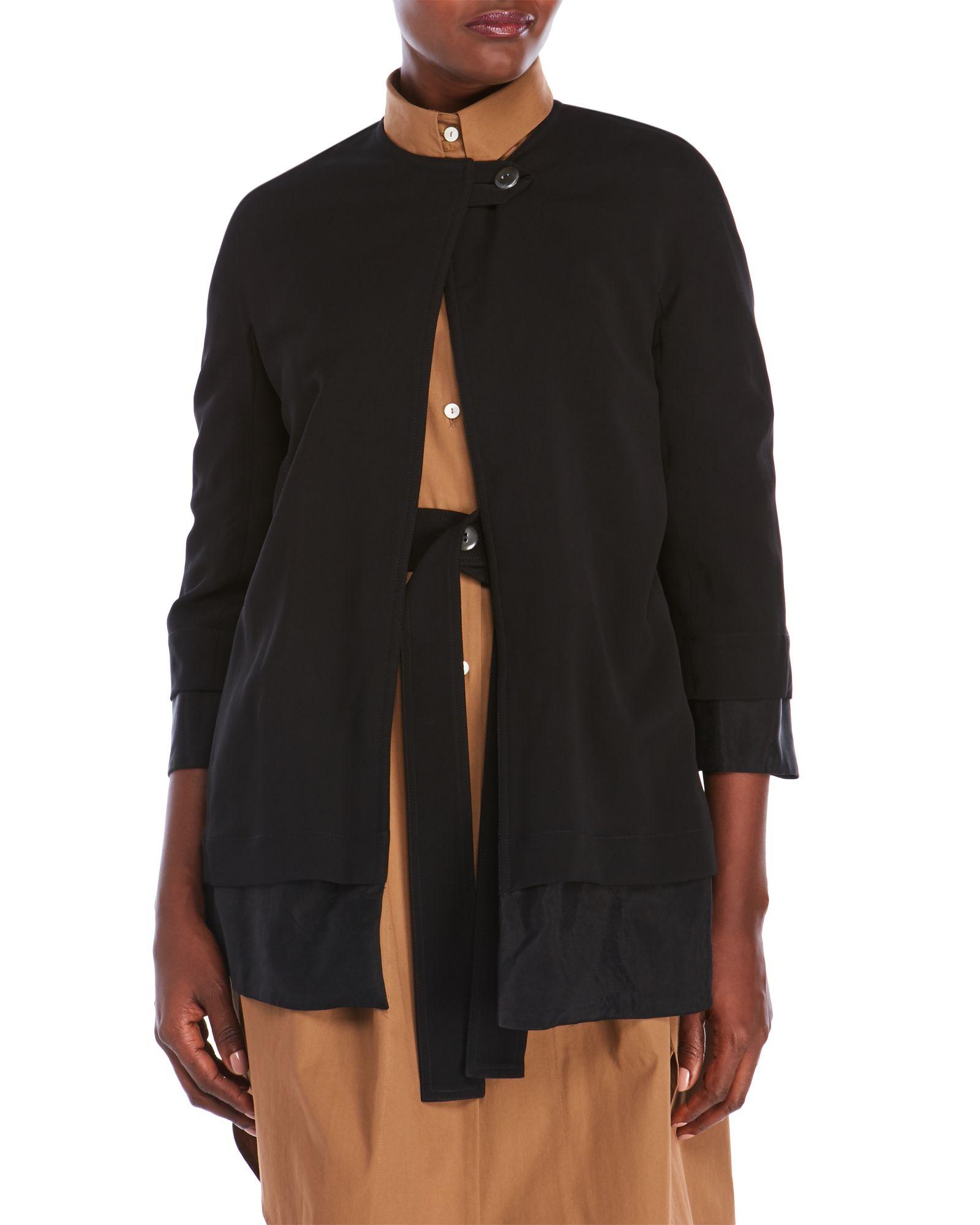 Ter Et Bantine Belt Inset Jacket