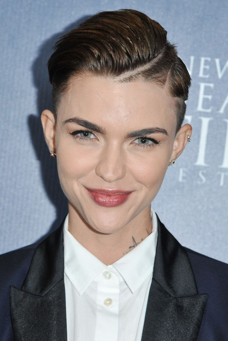 Meet Ruby Rose The New Orange Is The New Black Breakout Star Ruby Rose Ruby Rose Haircut Orange Is The New Black