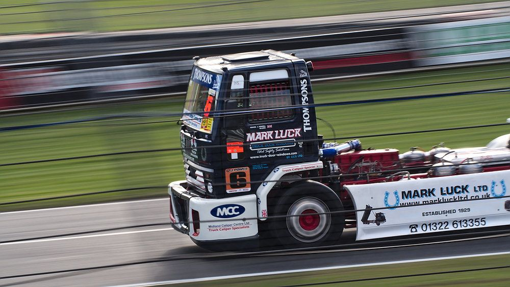 Brands Hatch Truck Racing >> No 06 John Powell Ford Cargo Btra Championship Division 2 The