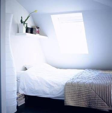 Schlafzimmer einrichten mit Dachschrägen Ideen fürs Haus - schlafzimmer mit dachschräge gestalten