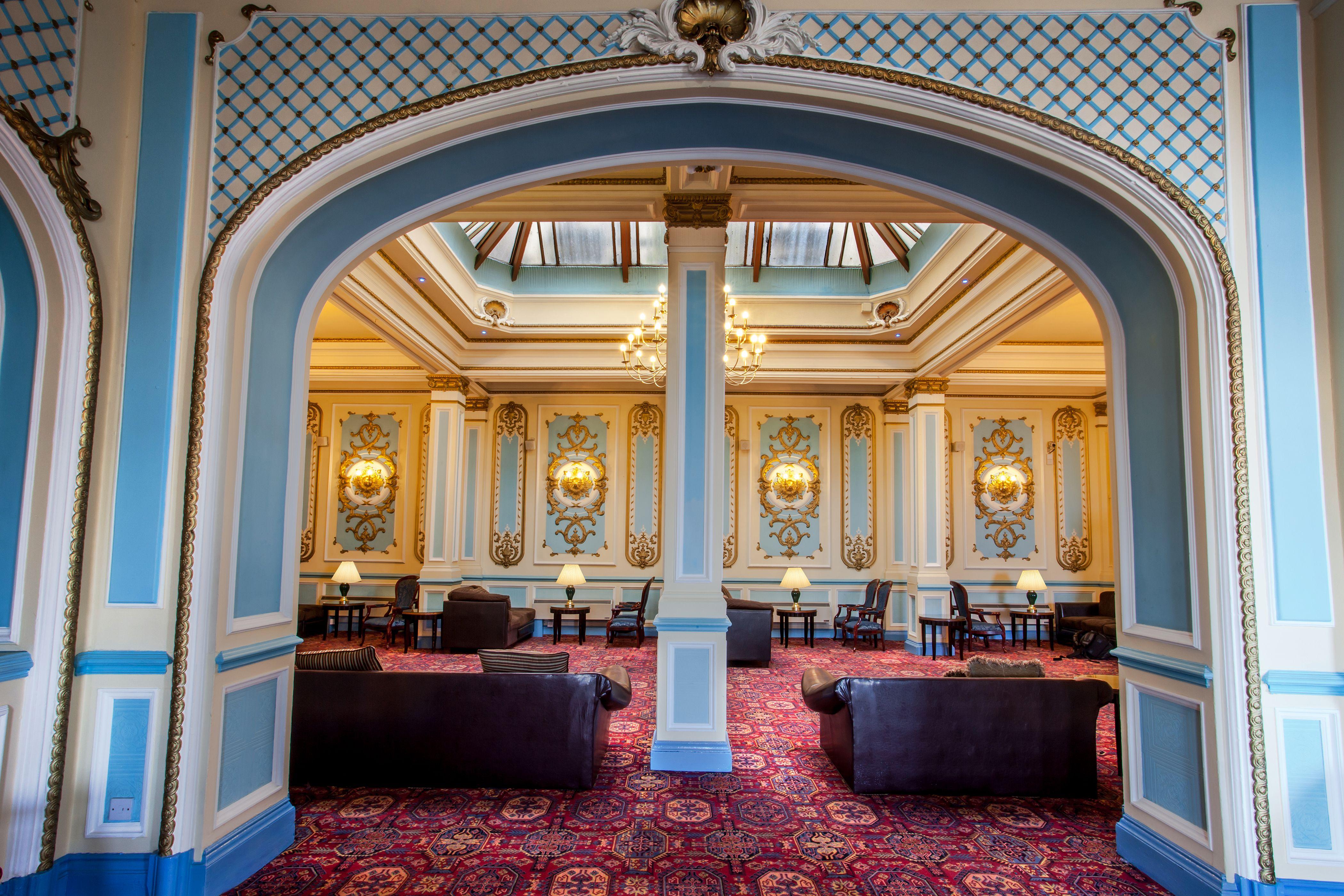 grand metropole hotel blackpool lounge entrance hotels around
