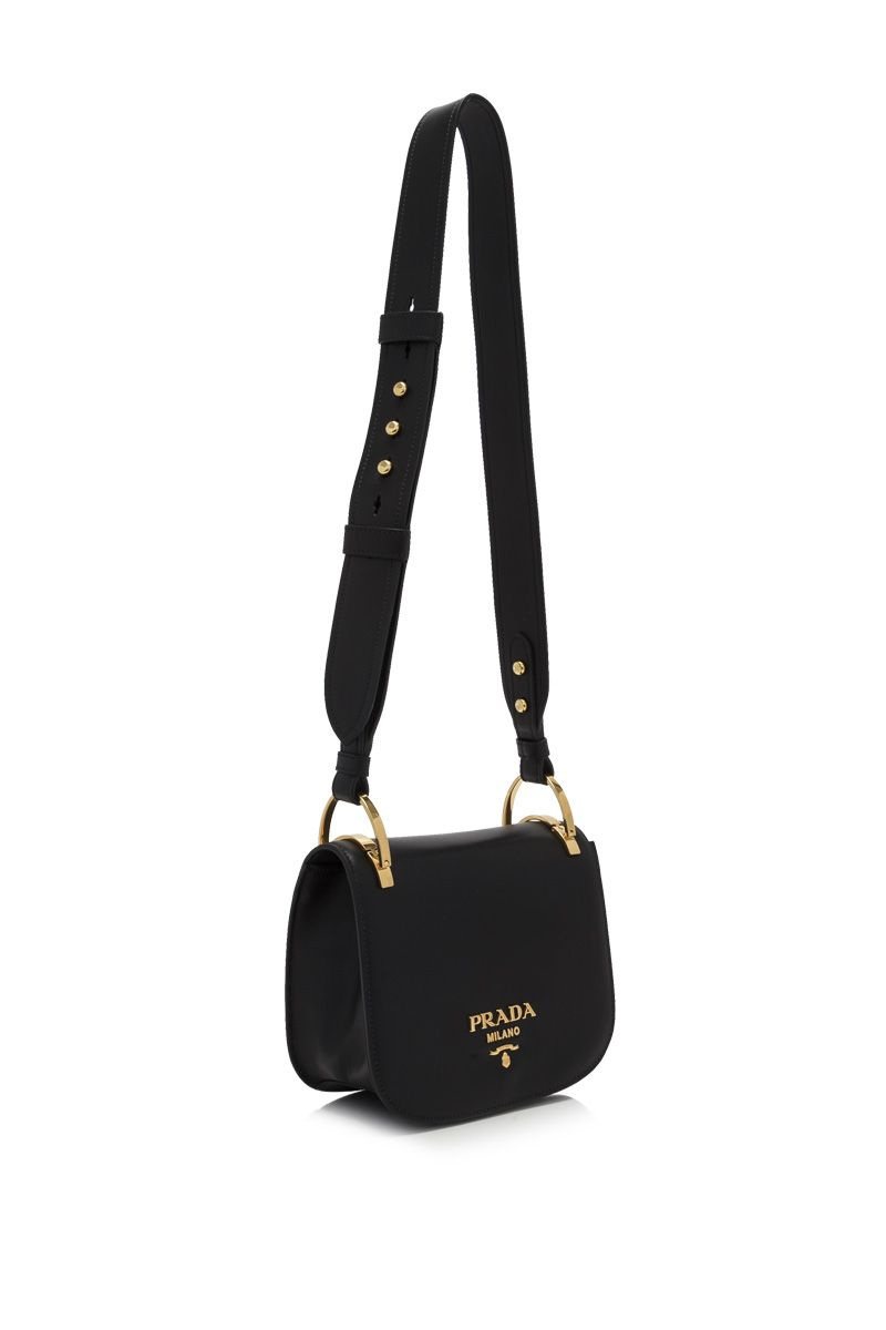 d0668b9e678c Prada City Calf Pionnière Bag Nero (Designer Colour) - PRADA