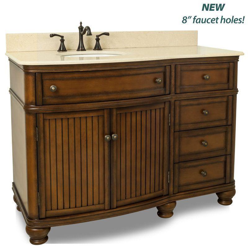 Elements Van029 48 T Mc Single Bathroom Vanity Bathroom Vanity