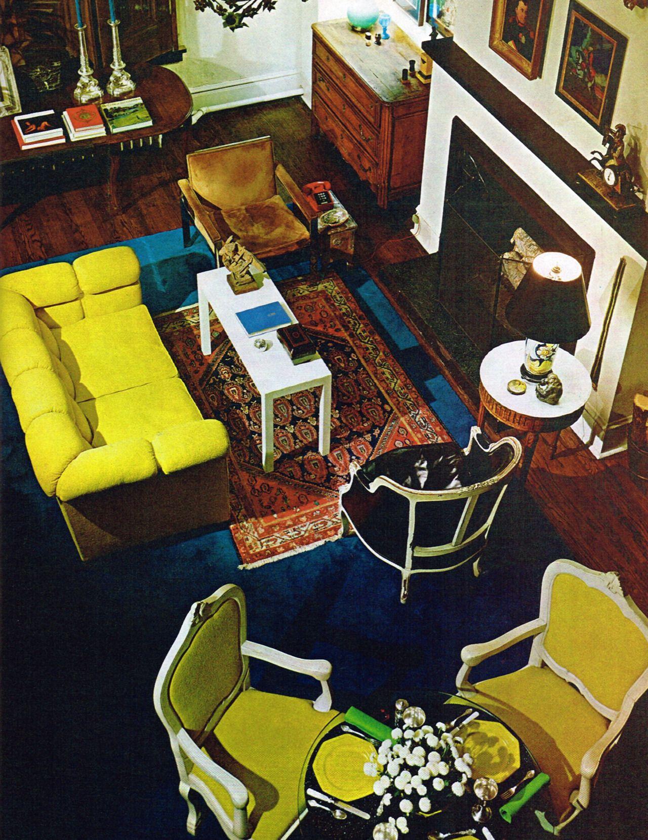 Late 1960s Living Room 60s Home Decor 1960s Living Room Design