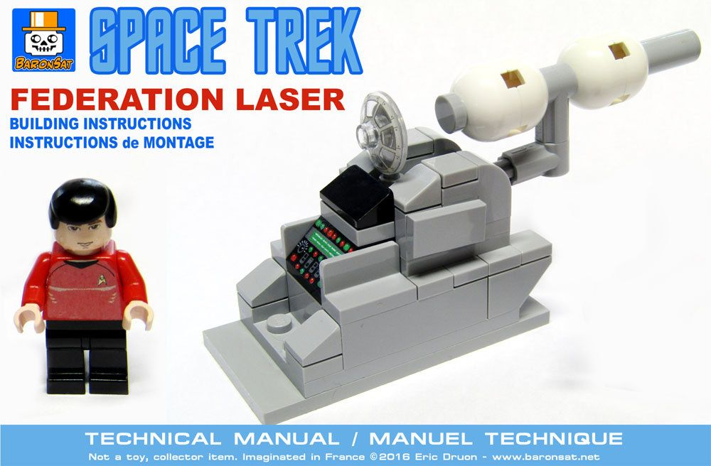 Star Trek Instructions 02 Lego Pinterest Star Trek Trek And Lego