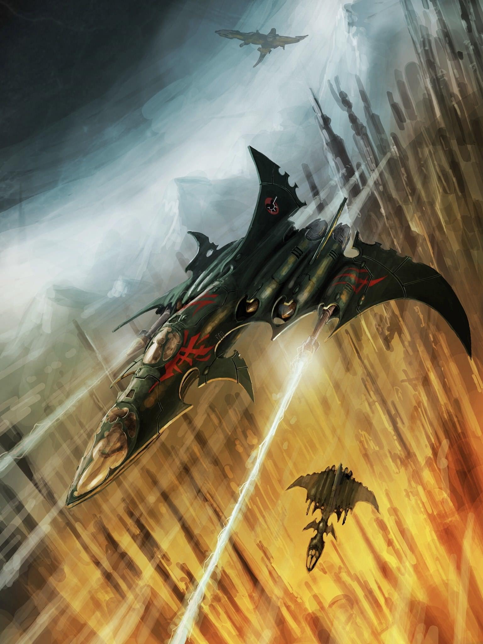 Drukhari Wh40k Pinterest Dark Eldar Warhammer 40000 And