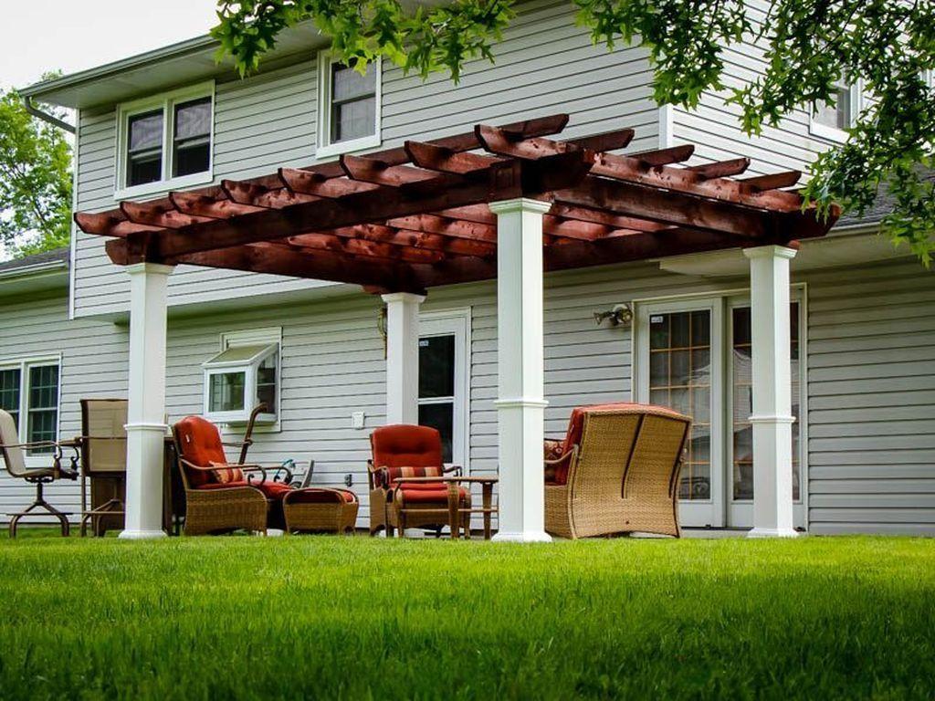 41 Unique Pergola Designs And Diy Options Ideas Garden Outdoor