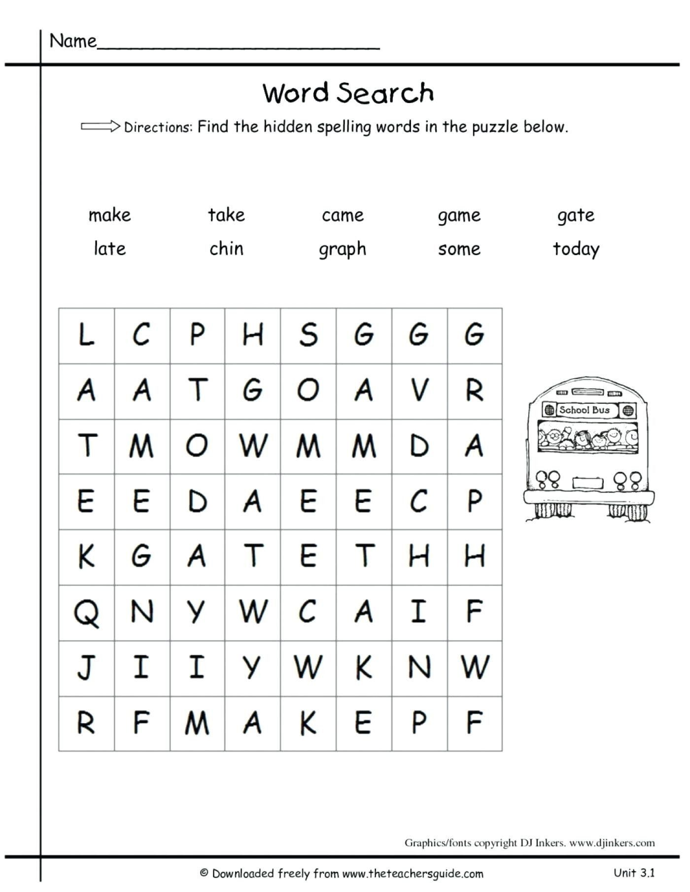 6th Grade Math Puzzle Worksheets Math Crossword Puzzles