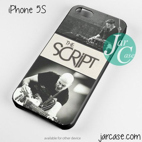 The Script 4 Phone case for iPhone 4/4s/5/5c/5s/6/6 plus