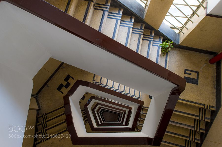 Stairs by TRANXTIVE