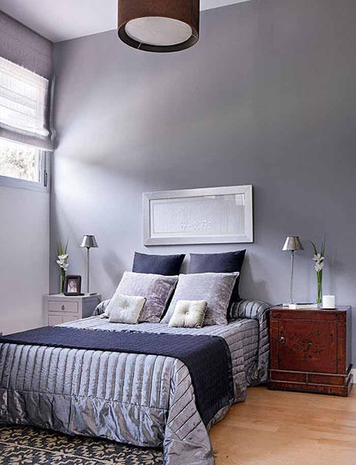 50 shades of grey bedroom ideas - Grey Bedroom Designs